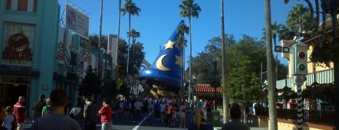 Disney's Hollywood Studios is one of Places I've been.