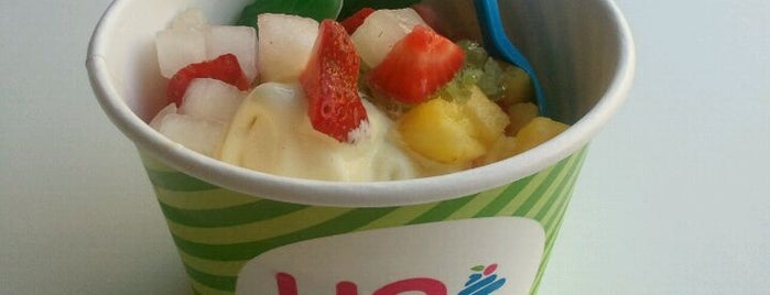 YoYo Frozen Yoghurt is one of Food.