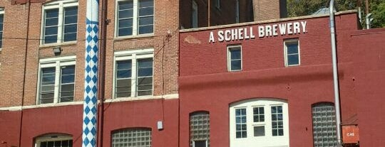 August Schell Brewing Company is one of Minnesota Breweries and Brewpubs.