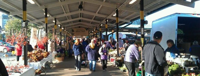 Kerrytown Market & Shops is one of Recommendations in Ann Arbor.