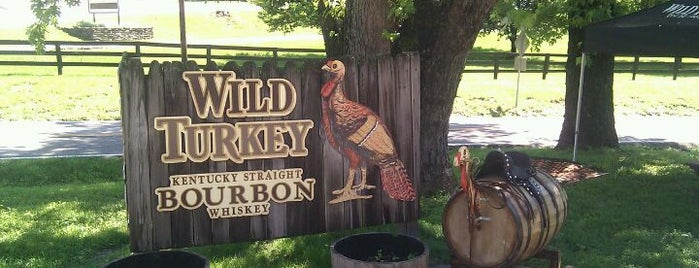 Wild Turkey Distillery is one of Best Places to Check out in United States Pt 2.