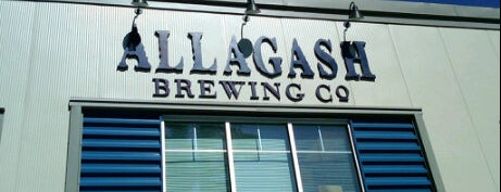 Allagash Brewing Company is one of Best US Breweries--Brewery Bucket List.