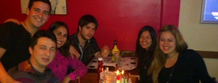 Ramblas is one of Pubs, Bares, Restaurant, Resto Bar y Discoteque..