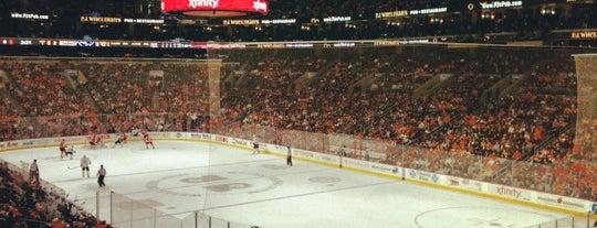 Wells Fargo Center is one of Badge of Brotherly Love #visitUS.