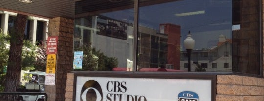 CBS Studio Center is one of Comedians Getting Coffee.