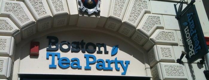 Boston Tea Party is one of Nastasya : понравившиеся места.