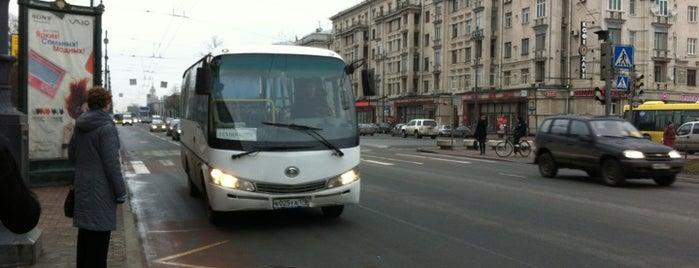 Остановка «Авиационная улица» is one of Orte, die ИЗБА gefallen.