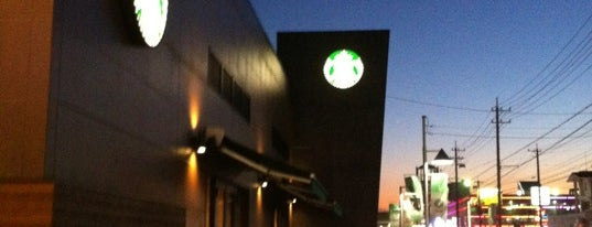 Starbucks Coffee ホリデイスクエア豊橋店 is one of 電源 コンセント スポット.