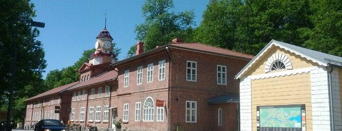 Fiskarsin Ruukki is one of Достопримечательности Финляндии.