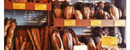 Terra Breads is one of Vancouver & B.C..