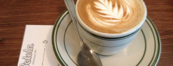 Betola Espresso Bar is one of Coffee in NYC.