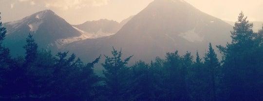 Glacier Mountain is one of Lieux sauvegardés par Darcy.