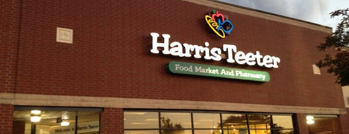 Harris Teeter is one of Tempat yang Disukai h.