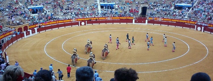 Plaza de Toros de Alicante is one of Guide to Alicante's best spots.