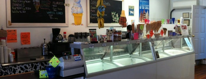 Daniel's Downtown Dairy is one of District Family Fun.