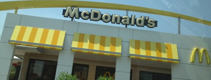 McDonald's is one of Tempat yang Disukai Taco.