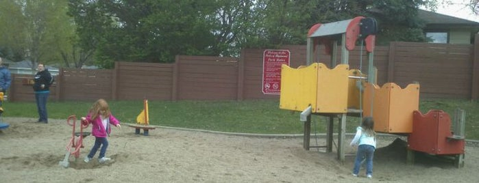 Timber Play Park is one of Twin Cities Kid Friendly.