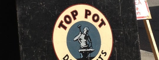 Top Pot Doughnuts is one of 2012 MLA Seattle.