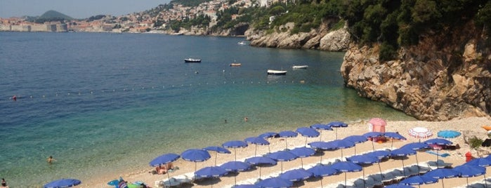Sveti Jakov Beach is one of Dubrovnik.