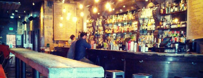 Blackbird Bar is one of sF places to try.