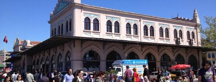 İstanbul Üniversitesi Devlet Konservatuvarı is one of İstanbul'daki Üniversite ve MYO'ların Kampüsleri.