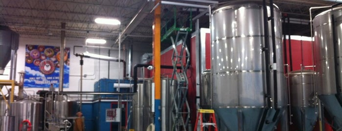 Fat Head's Tap House & Production Brewery is one of Breweries or Bust.