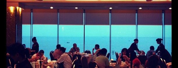 金悦轩海鲜火锅酒家(珠海店) is one of Lugares favoritos de Shuang.