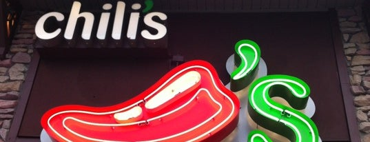 Chili's Grill & Bar is one of Lieux qui ont plu à Marc.