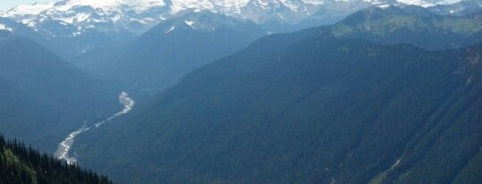Mount Rainier National Park is one of Seattle; Vancouver & Whistler.