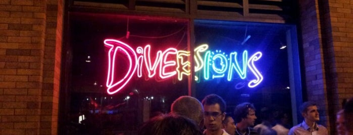 Diversions is one of Must-visit Bars in Grand Rapids.
