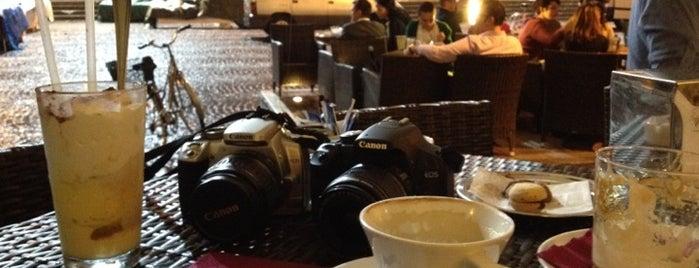 Caffè Cavour is one of สถานที่ที่บันทึกไว้ของ Sergey.
