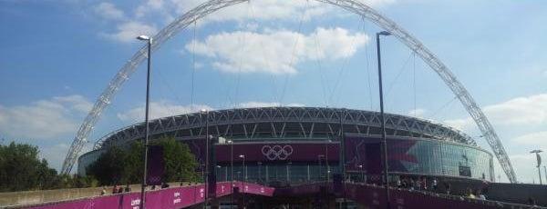 Wembley Stadium is one of Soccer Stadiums.