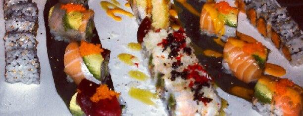 Nobi Sushi is one of 寿司.