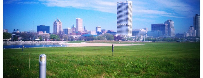 Lakeshore State Park is one of milwaukee.