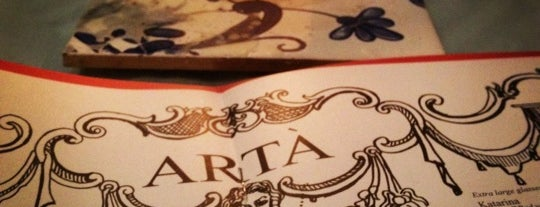Arta is one of Best of Glasgow.