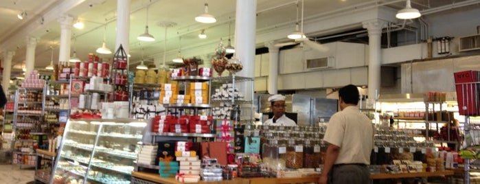 Dean & DeLuca is one of NY.
