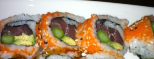 Sushi Siam is one of Favorite Food.