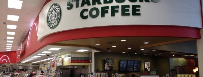 Starbucks is one of Tempat yang Disukai Mariesther.