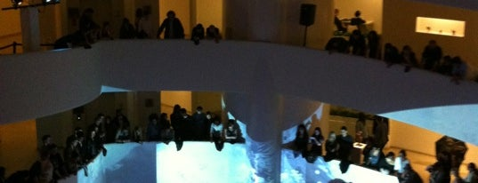 Solomon R Guggenheim Museum is one of Places to visit NYC 2013.