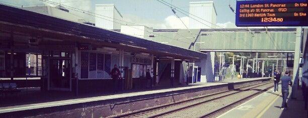 St Albans City Railway Station (SAC) is one of Locais curtidos por Carl.