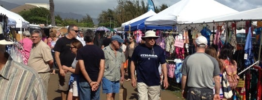 Maui Swap Meet is one of Orte, die Ran gefallen.