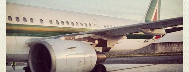 """Aeroporto Roma Fiumicino """"Leonardo da Vinci"""" (FCO) is one of AIRPORT."""