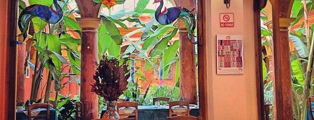Casa Mexicana Hotel is one of Lugares favoritos de Valeria.