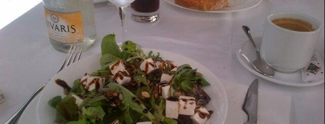 Restaurant La Font de Prades is one of Barcelona.