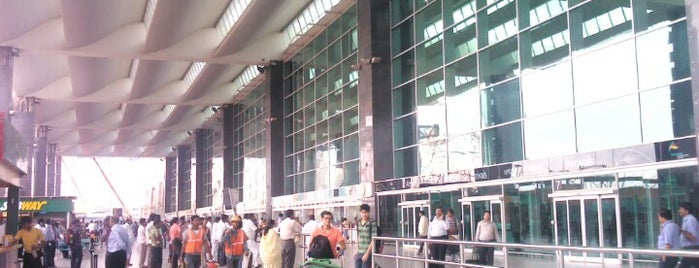 Kempegowda International Airport (BLR) is one of Free WiFi Airports 2.