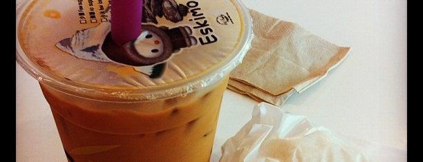 Tea Magic is one of New York Eats.
