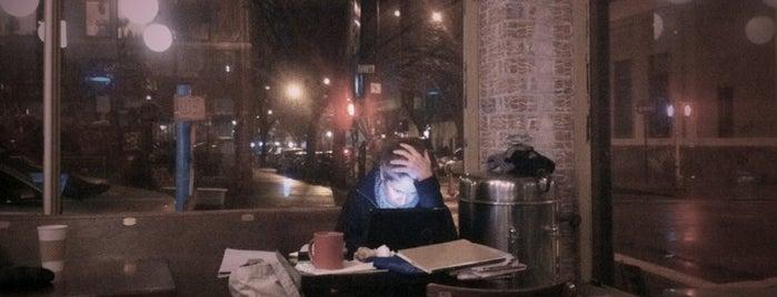 Atlas Café is one of Brooklyn.