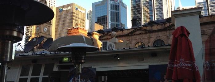 Hotel Sweeney's is one of Sydney.