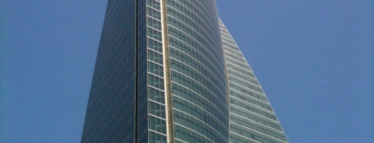 Torre Espacio is one of Ruta Colorea Madrid por el Skyline de Madrid.