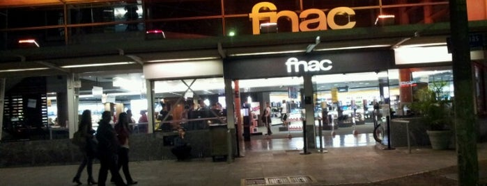 Fnac is one of places.